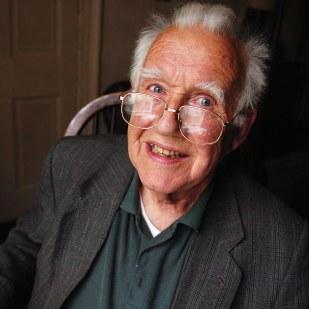 Historian Bruce Townsend.