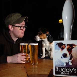 Bar One's new beer, Buddy's Best.